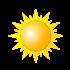 Wetter heute: sonnig