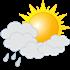 Wetter morgen: Spr�hregen