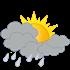 Wetter heute: Regenschauer